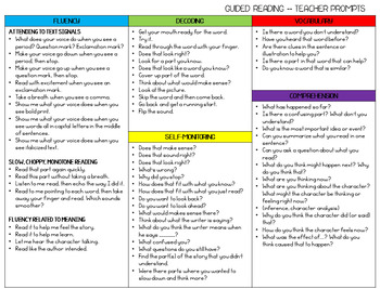 Guided Reading Planning Kit