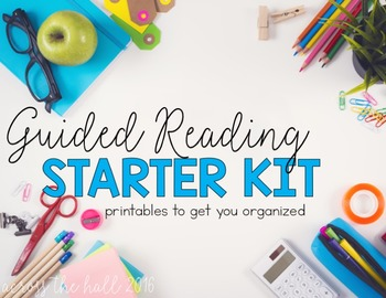 Guided Reading Planning Sheets FREE