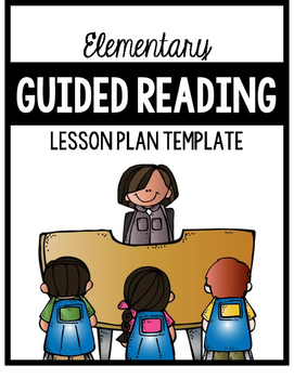 Guided Reading Planning Template & Conferring Template