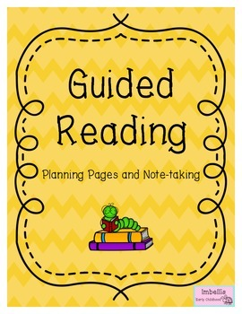 Guided Reading Planning and Notes