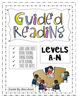 Guided Reading Plans A-N
