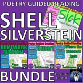 Guided Reading Plans: Poetry - Shell Silverstein bundle, P