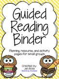 Guided Reading Plans and Resources