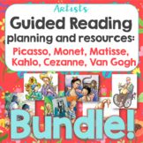 Guided Reading Plans and Resources Six stories by Laurence
