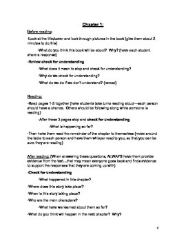 Guided Reading Plans for A to Z Mysteries: Mayflower Treasure Hunt