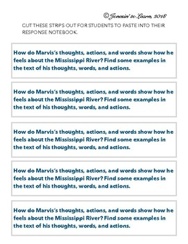 """Guided Reading Plus Lesson Plan """"Mississippi Marvis Barnes""""  GR Level P"""