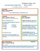 """Guided Reading Plus Lesson Plan """"Songs for the People"""" Level P"""