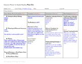 Guided Reading Plus Plan for Mondo La historia del camino del ratoncito Level H
