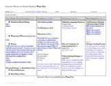 Guided Reading Plus Planner for Mondo Gatita perdida Level D