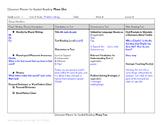 Guided Reading Plus Planner for Mondo Mi corte de pelo Level E