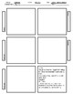 Guided Reading Post-it Organizer