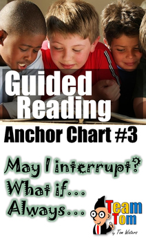 Guided Reading Poster 3