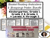 Guided Reading Poster Set [BUNDLE]: Kindergarten Through G