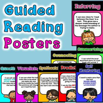 Guided Reading Posters  #ausbts18