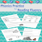 Vowel Teams Reading Fluency Activities Printables