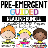 Guided Reading Pre-Emergent Bundle