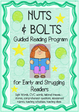 Guided Reading Program - Early or Struggling Readers - Short Vowel Focus