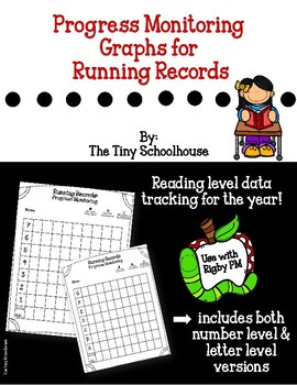 Guided Reading - Progress Monitoring