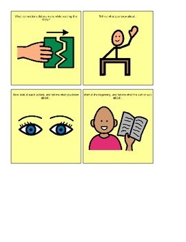 Guided Reading Prompts and Strategies
