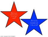Guided Reading Question Stars