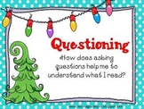 Guided Reading Questioning Lesson- Holiday Themed