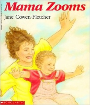 Guided Reading Questions: Mama Zooms (Common Core aligned)