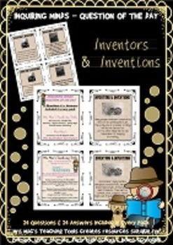 INVENTORS & INVENTIONS - Inquiring Minds - Question Of The Day