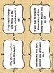 Guided Reading Questions - Task Cards