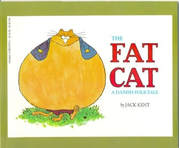 Guided Reading Questions: The Fat Cat (Common Core aligned)