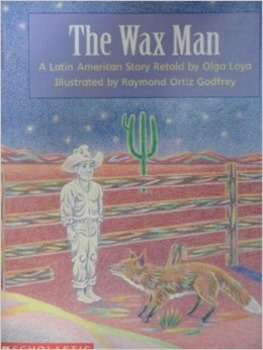 Guided Reading Questions: The Wax Man (Common Core aligned)