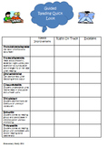 Guided Reading Quick Look