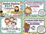 Guided Reading & RTI {Kindergarten} DELUXE BUNDLE