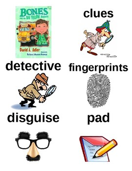 Guided Reading/Read Aloud Plan BONES AND THE BIG YELLOW MYSTERY Adler Level J