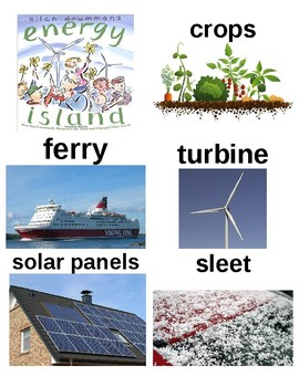 Guided Reading/Read Aloud Plan ENERGY ISLAND Allan Drummond