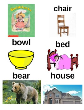 Guided Reading/Read Aloud Plan GOLDILOCKS Ellen Tarlow Level B