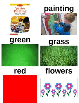 Guided Reading/Read Aloud Plan WE ARE PAINTING Francie Alexander Level B
