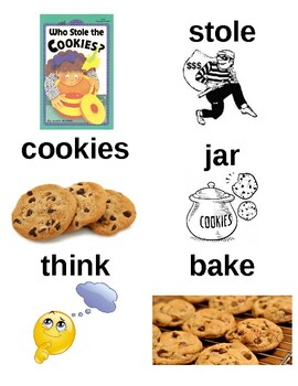 Guided Reading/Read Aloud Plan WHO STOLE THE COOKIES FROM THE COOKIE JAR Level G