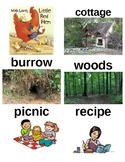Guided Reading/Read Aloud Plan WITH LOVE, LITTLE RED HEN Level N Alma Flor Ada