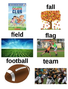 Guided Reading/Read Aloud Plan for After-School Sports Club Touchdown Level I
