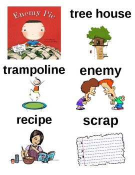 Guided Reading/Read Aloud Plan for Enemy Pie by Derek Munson Level M