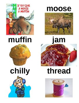 Guided Reading/Read Aloud Plan for IF YOU GIVE A MOOSE A MUFFIN Level K Numeroff