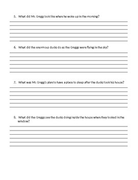 Guided Reading/Read Aloud Plan for The Magic Finger by Roald Dahl Level N