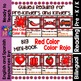 Guided Reading - Red Color / Color Rojo - Dual