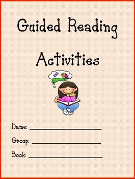 Guided Reading Resource