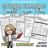 Complete Guided Reading Lesson Plans