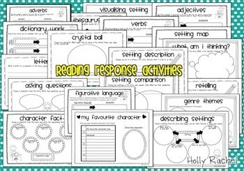 Guided Reading Resource Pack UK