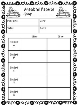 Guided Reading Resources!