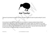 Guided Reading Resources for NZ Teachers - L1-L12