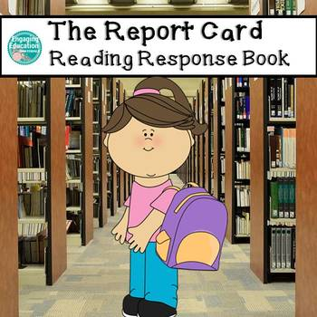 Guided Reading Response Questions for The Report Card by A