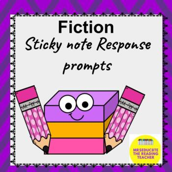 Guided Reading Response cards